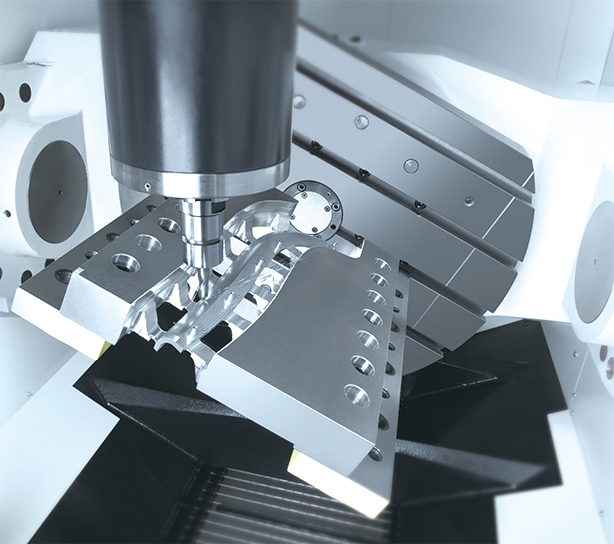 The right machine matters, particularly when machining mission-critical aerospace and defense components.
